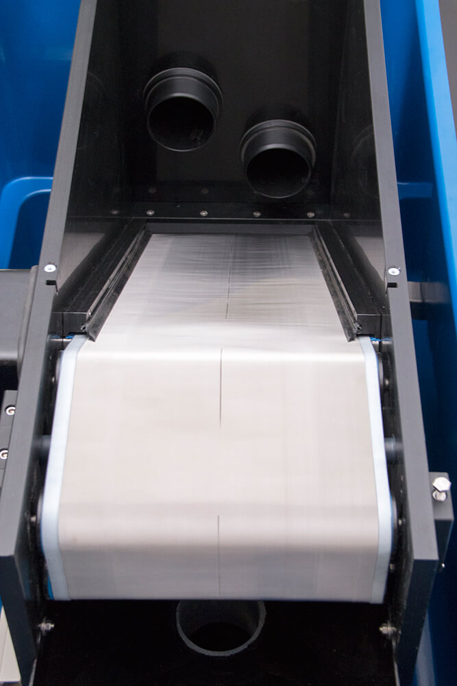 HF25 Schwerkraft-Bandabdichtung