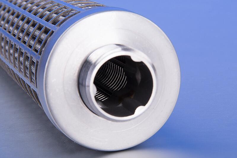 Filterkerze Teilansicht 6 µm oder 10 µm
