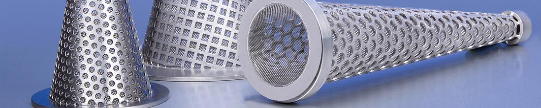 Filter für Rohr- und Anlagenbau