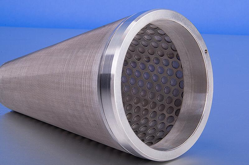 Kegel-Filterelement für die Wasseraufbereitung
