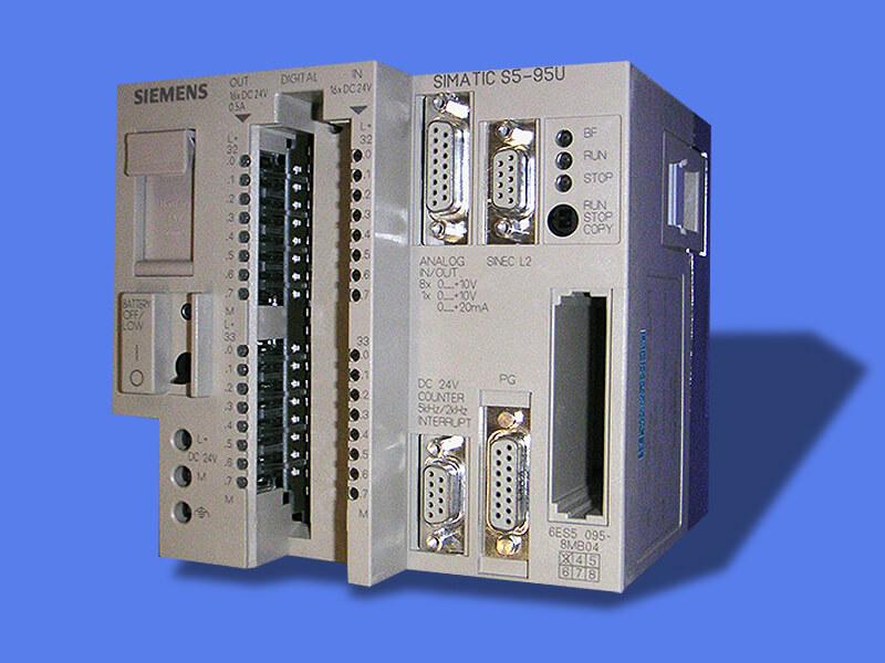 Siemens simatic s5