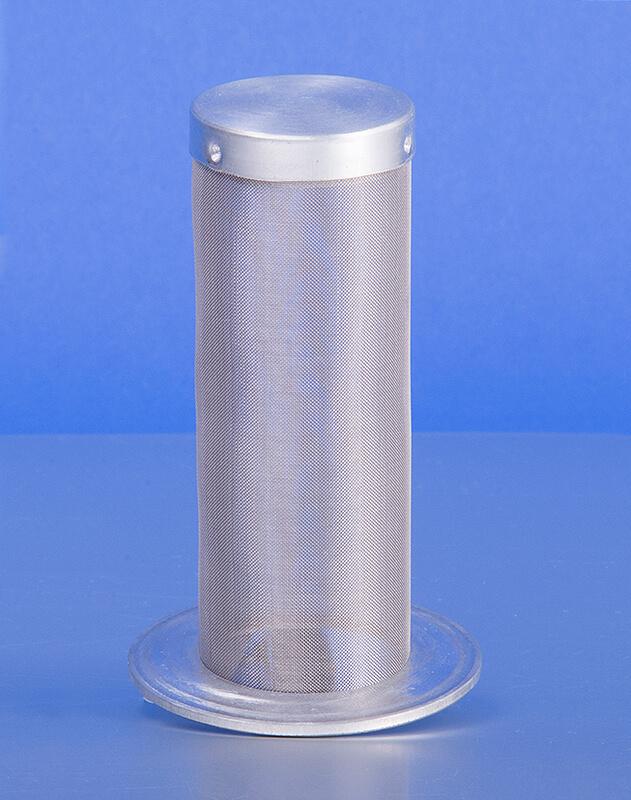 Filterelement - Zylinder Trevira